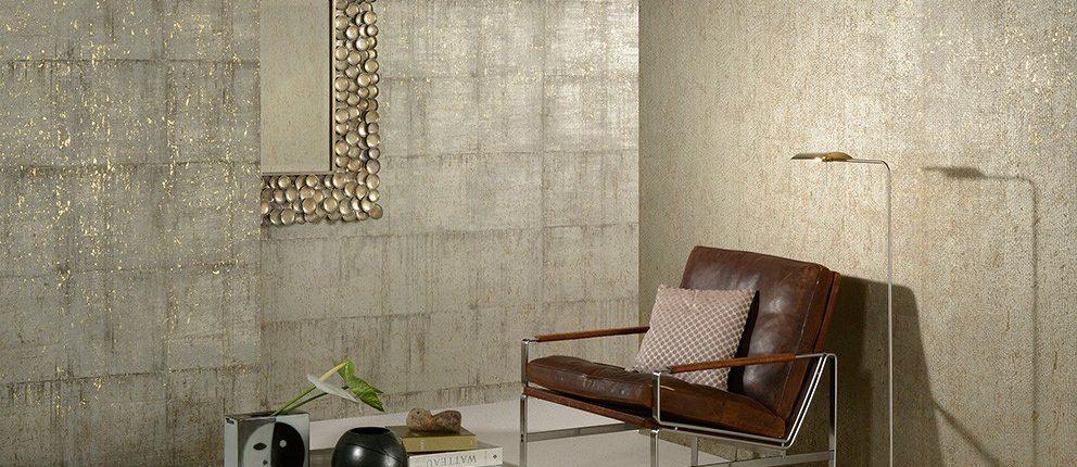 papier peint arborescence sud ouest showroom carreaux de ciment. Black Bedroom Furniture Sets. Home Design Ideas