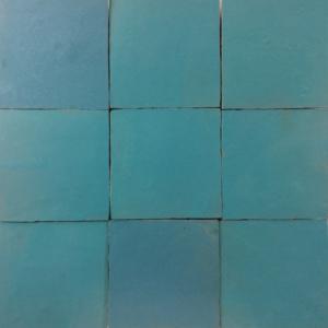 zellige bleu