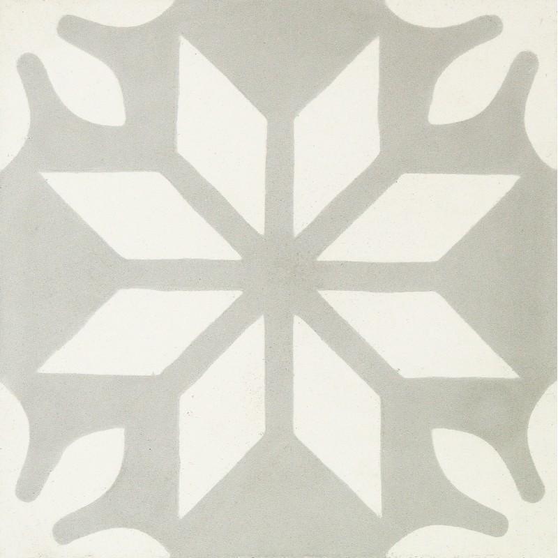 carreau de ciment gris et blanc arborescence sud ouest. Black Bedroom Furniture Sets. Home Design Ideas