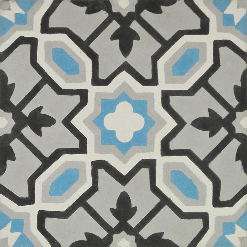 carreau de ciment motif scandinave arborescence sud ouest. Black Bedroom Furniture Sets. Home Design Ideas