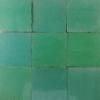 ZELLIGE vert turquoise