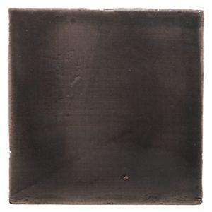 Terre cuite émaillée Charcoal Grey