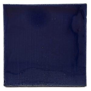 Terre cuite émaillée Chicago Cobalt Blue