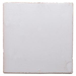 Terre cuite émaillée Glaciar White Matt M850