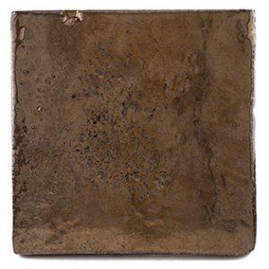 Terre cuite émaillée Old Gold Eruption V112