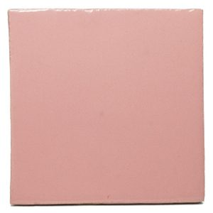 Terre cuite émaillée Pink-Ballet-B103
