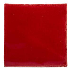Terre cuite émaillée Pretty-Red-S320