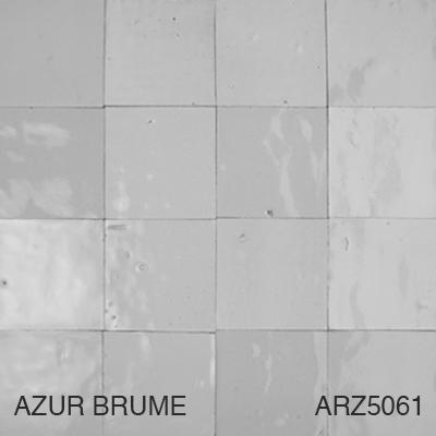 Zellige Azur Brume