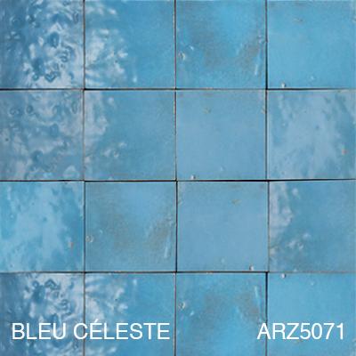 Zellige Bleu Céleste