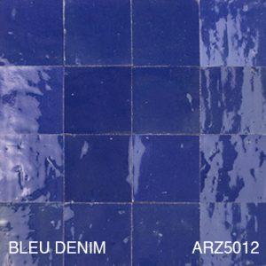 Zellige Bleu Denim