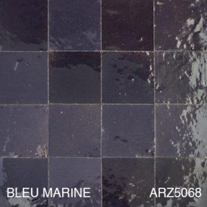 Zellige Bleu Marine