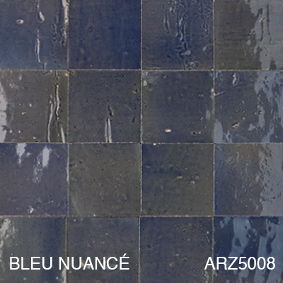 Zellige Bleu Nuancé