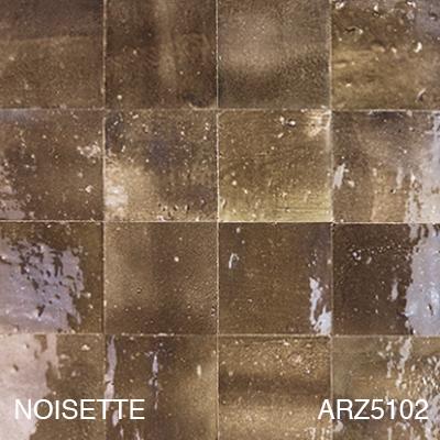 Zellige Noisette