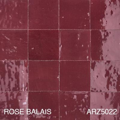 Zellige Rose Balais