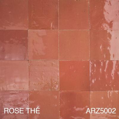 Zellige Rose Thé