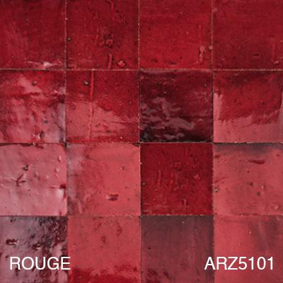 Zellige Rouge