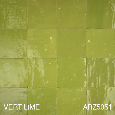 Zellige Vert Lime