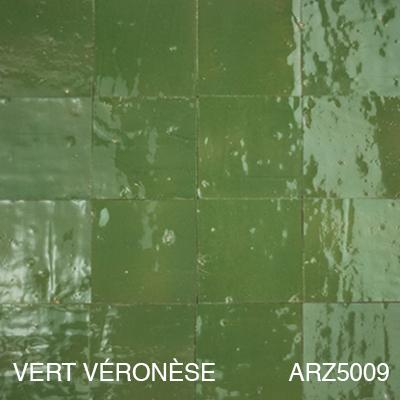 Zellige Vert Véronèse