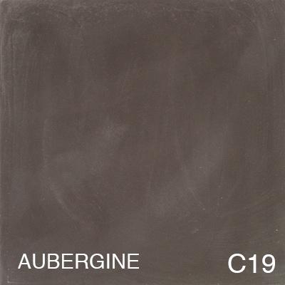 carreau de ciment Aubergine