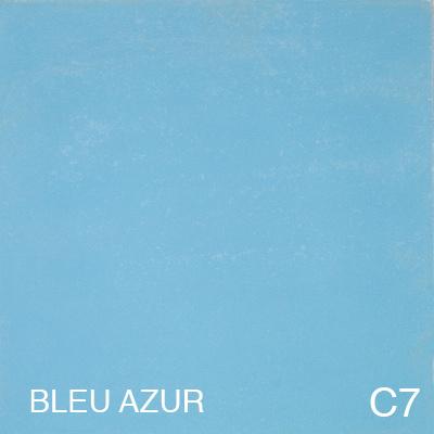 carreau de ciment Bleu Azur
