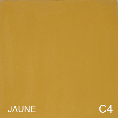 carreau de ciment Jaune