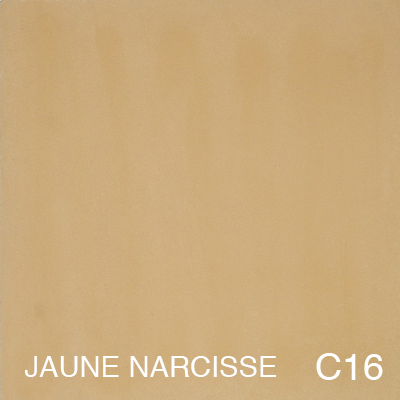 carreau de ciment Jaune Narcisse