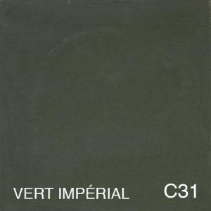 carreau de ciment Vert Impérial