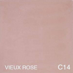 carreau de ciment Vieux Rose