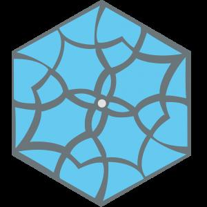 carreau hexagonal ORIENT