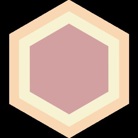 carreau hexagonal URBAN-ROSE