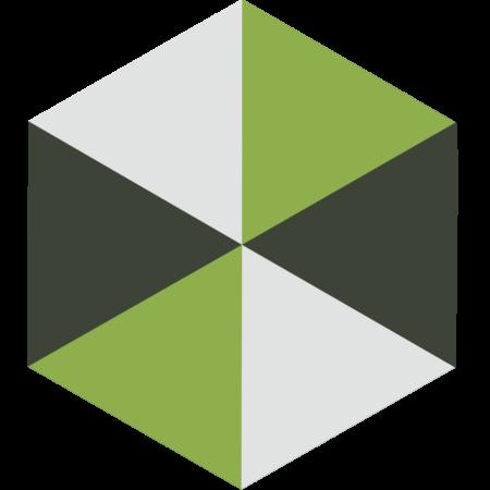 carreau hexagonal VITAMINE-VERT