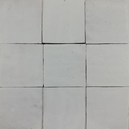 zellige blanc